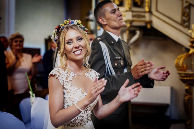 Monika i Łukasz – reportaż ślubny