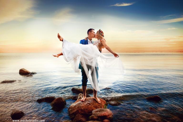Sesja ślubna w Orłowie