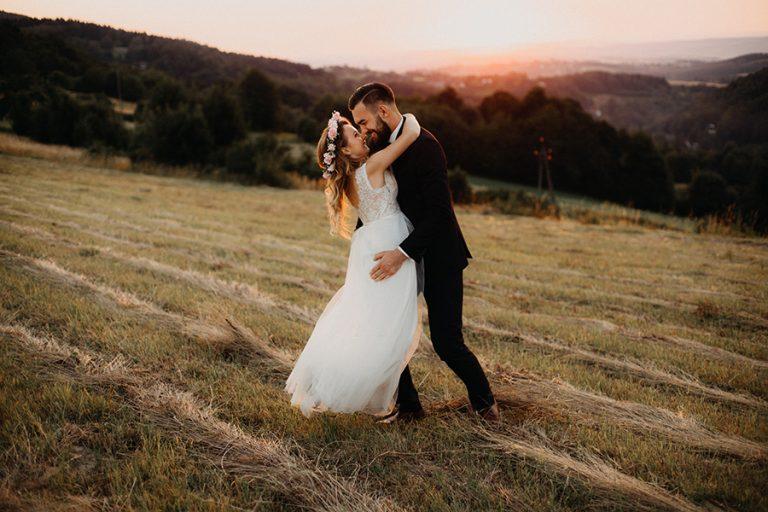 Sesja ślubna w Laskowej